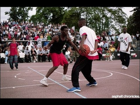 SixCombo Streetball Mixtape Vol.3