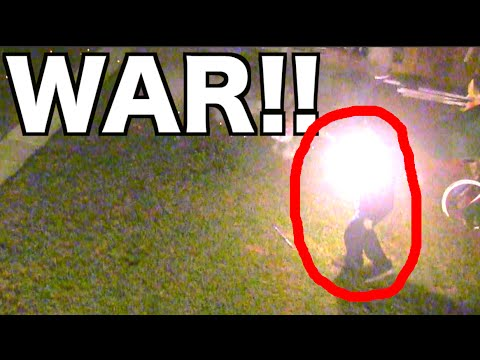 Fire Work War!!! (harry Potter Dueling Full Version) video