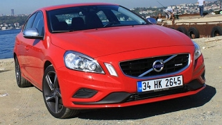 Test - Volvo S60 drive