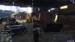 Grand Theft Auto V Messing with people