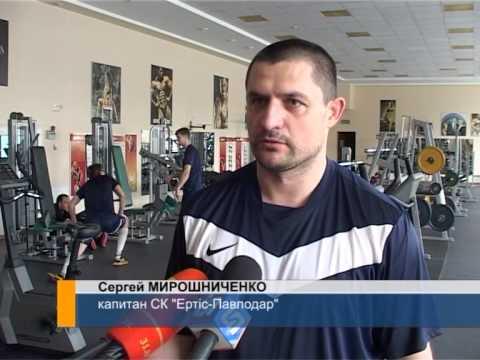 "Хоккеисты ""Иртыша"" об Артёме Соколове"