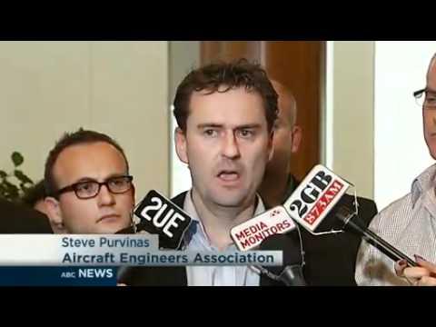 Unions denounce Qantas job cuts
