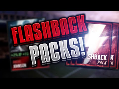 FLASHBACK PACKS! 99 ANDRE JOHNSON OR BUST! - Madden Mobile 16