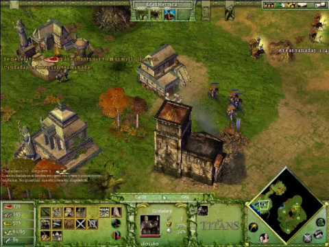 Age of Mythology the Titans Mision 10 - 1/5.