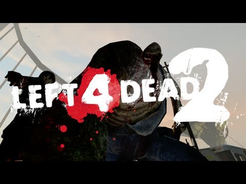 Left 4 Dead 2: Upside Down Gun Survival