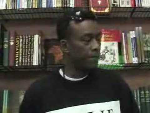 Professor Griff (Public Enemy) says No to Barack Obama, Supports Cynthia Mckinney Part 2