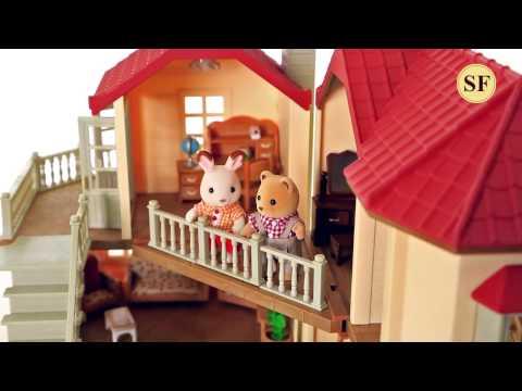 Видеообзоры детских игровых наборов