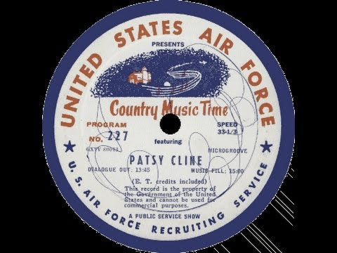 Patsy Cline ~ Country Music Time (August 1961) [Radio]