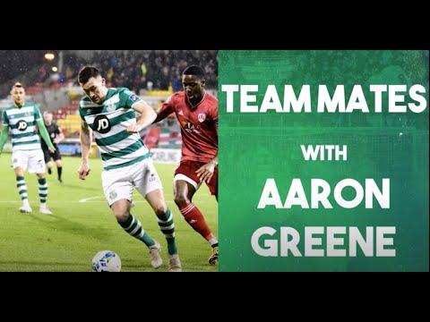 Aaron Greene | Team Mates