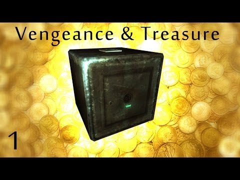 Fallout New Vegas Mods: Vengeance and Treasure - Part 1