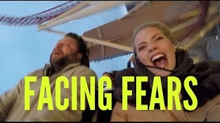 WIFE CONVINCES HUSBAND TO FACE HIS ULTIMATE FEAR