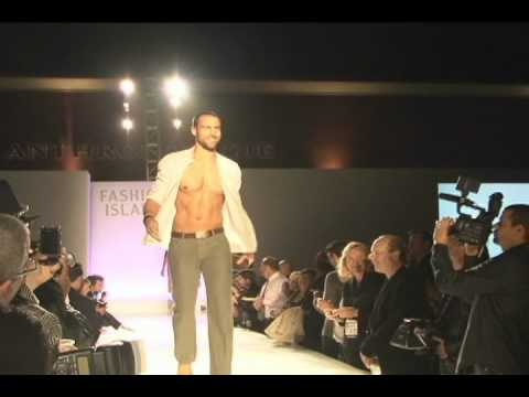 HOT MALE MODEL FALLS IN FASHION SHOW Music Videos