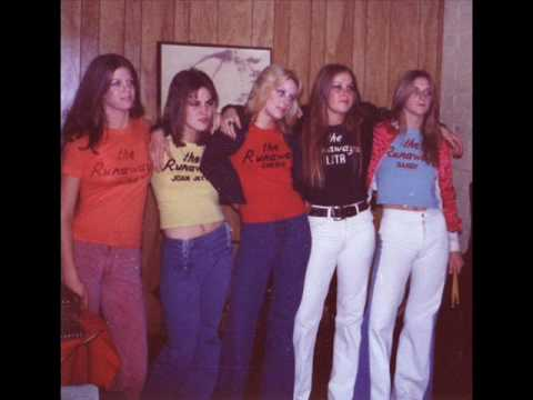 The Runaways Hollywood Crusin'
