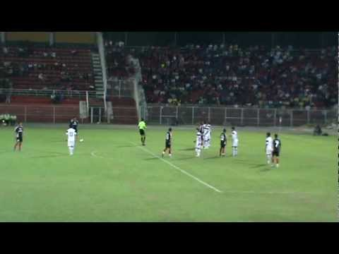 Friendly | Kelantan FA 1-1 Singapore Armed Forces FC | Gol Penyamaan Badri Radzi | 25/2/2012
