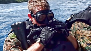 Force Recon Marines (FORECON) • Special Ops Capable (SOC)