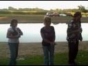 Cherokee Whiteman singing Kentucky Borderline