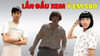 LẦN ĐẦU XEM Ý EM SAO | CrisDevilGamer Reaction