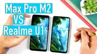 Zenfone Max Pro M2 vs Realme U1: Performance | Comparison | Camera