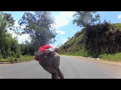 Longboarding: Camilo en Brasil