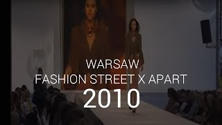 Warsaw Fashion Street 2010