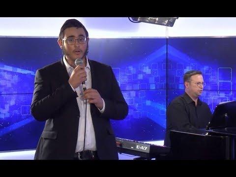 הקול הבא מירושלים I דובי שטיינברגר I הנני רופא לך Hakol Haba S2 I Dovi Shteinberger I Hineni I