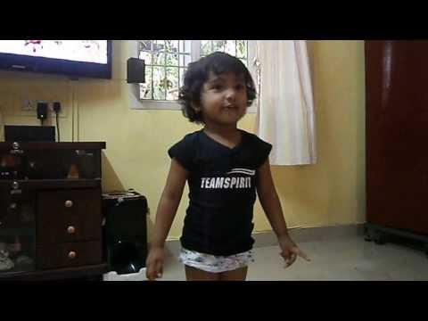 Chubby Cheeks, Ringa Ringa, Chitti Chilakamma By Hansi.. video