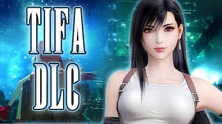 FF7's Tifa Lockhart Finally Comes Dissidia Final Fantasy NT