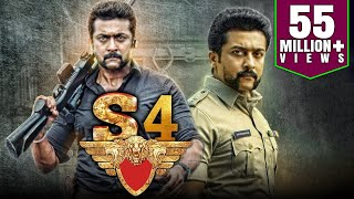 S4 2019 South Indian Movies Dubbed In Hindi Full Movie | Suriya, Anushka Shetty, Prakash Raj