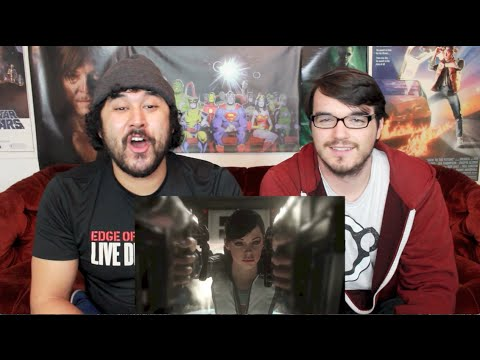 CALL OF DUTY - ADVANCED WARFARE EXO ZOMBIES HAVOC TRAILER REACTION & REVIEW!!!