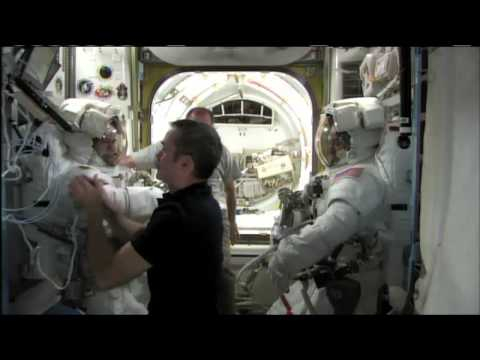 Emergency Spacewalk to Fix ISS Ammonia Leak