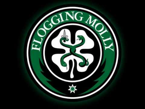 Flogging Molly - The Lightning Storm + Lyrics video