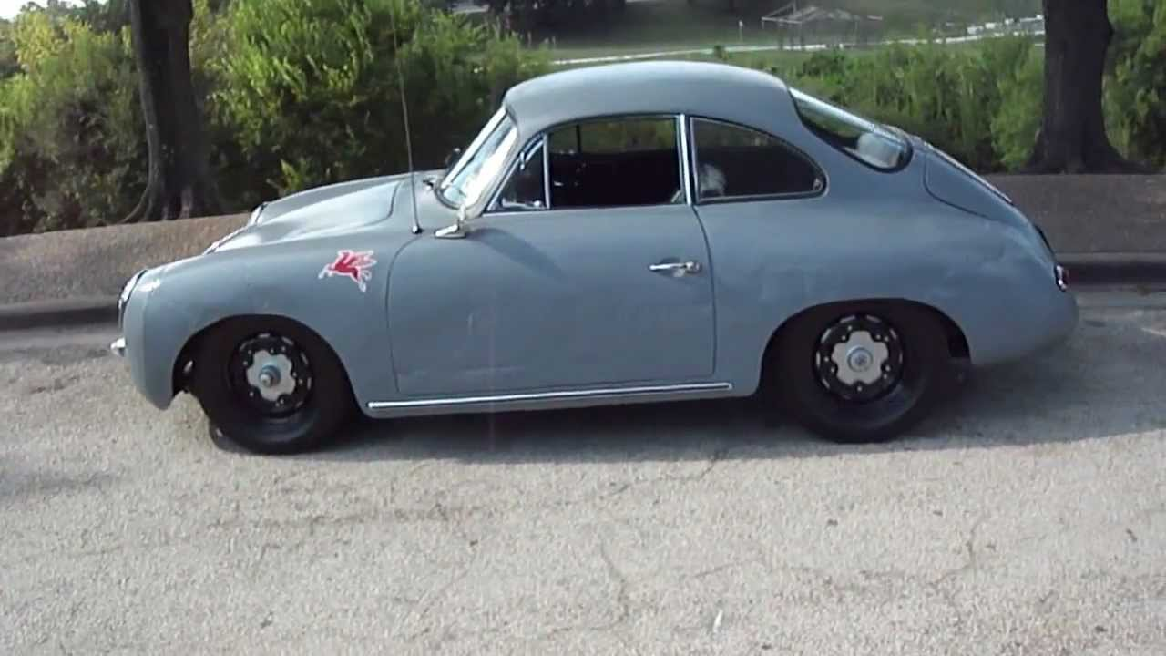 Porsche 356 Outlaw Coupe Walkaround Youtube