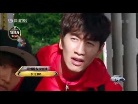 The Amazing Race Lee Kwang Soo and Kim Jong kook's Part