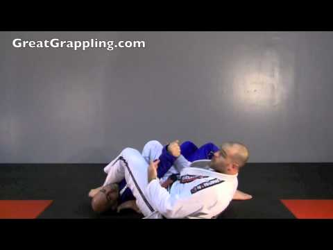 Knee on Belly Submission Near Side Armbar Image 1