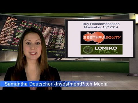 SeeThruEquity has initiated coverage on Lomiko Metals (TSXV: LMR)