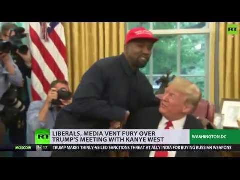 Kanye West: 'Trump's campaign hat makes me feel like Superman'