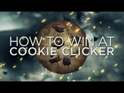 How to Win at Cookie Clicker