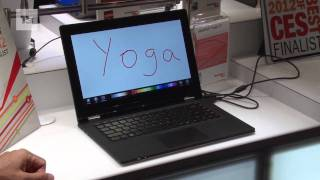 Lenovo IdeaPad Yoga review and Lenovo IdeaPad Yoga hands-on.mov