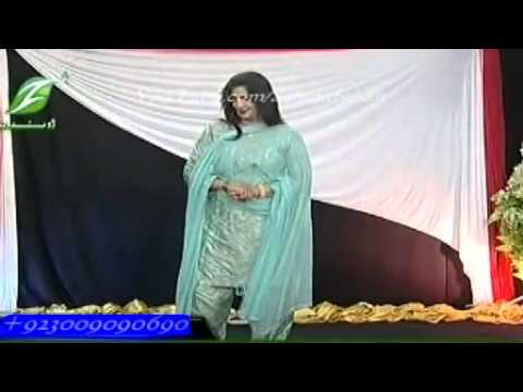 Naghma Pashto Song From My Silent Love 2012 video