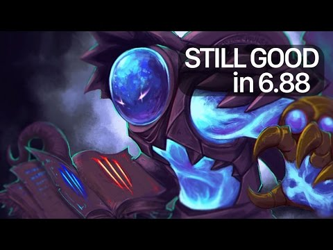 Dota 2 Waga Arc Warden - Still OP in 6.88
