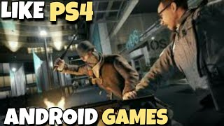 Top 10 Android Games Same as PS4 Games | iOS Games like PS4 [ARPIT KUMAR]