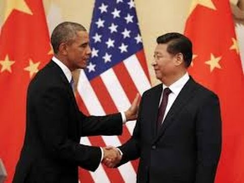 US And China Sign 'Historic' Emissions Deal