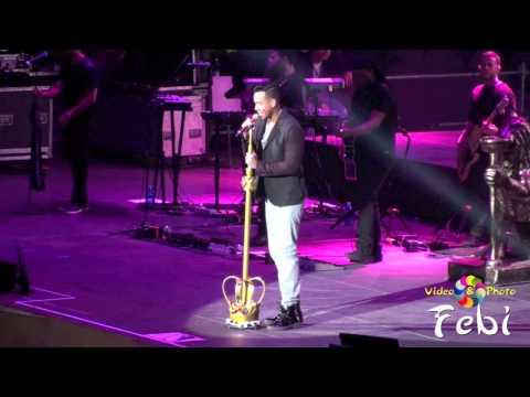 Romeo Santos Obsesion Propuesta indecente Live Palalottomatica Roma