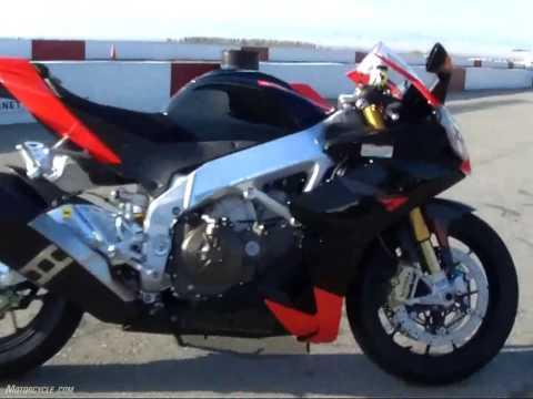 2010 Literbike Motorcycle Shootout: Aprilia RSV4 Factory vs. Ducati 1198S vs. KTM RC8R Video