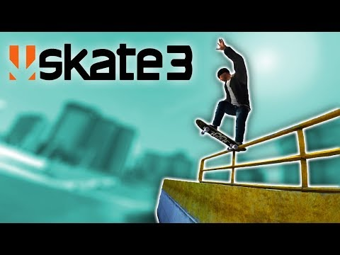 Worst Skateboarding Game Ever?!?!