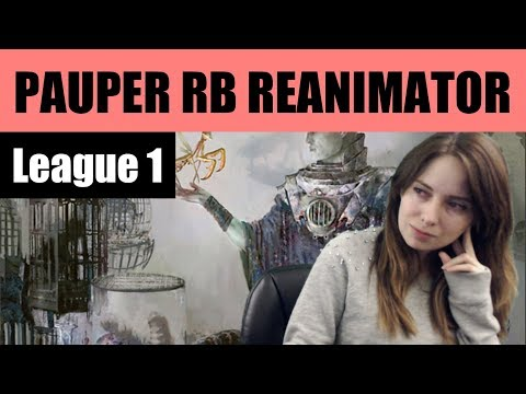BR Reanimator Pauper  Magic: The Gathering MTG