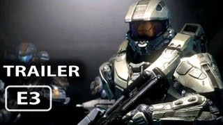 Halo 4 : Live Action Trailer (E3 2012)