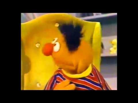Ernie krijgt bijna hartaanval