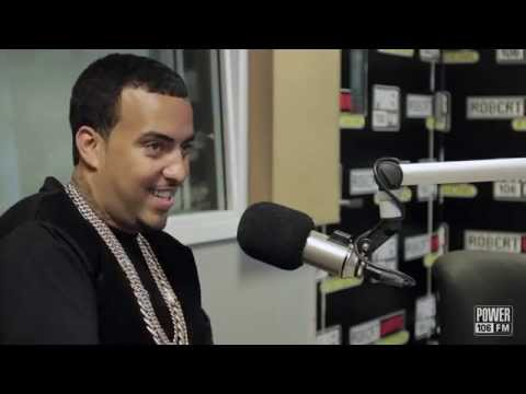 French Montana Talks Don't Panic + Kanye West