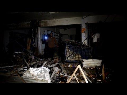 Bomb kills at least 45 in Shiite area of Karachi